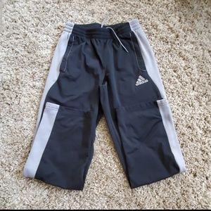 Adidas Sweatpants in Black and Gray
